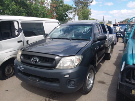 Wrecking Toyota hilux Salisbury Brisbane South West Preview