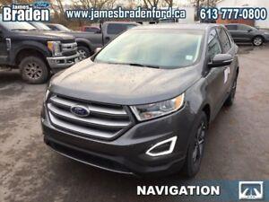 2018 Ford Edge SEL AWD  - Navigation
