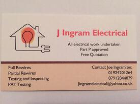 J Ingram Electrical