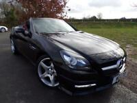 2014 Mercedes Benz SLK SLK 250 CDI BlueEFFICIENCY AMG Sport 2dr Tip Auto Heat...