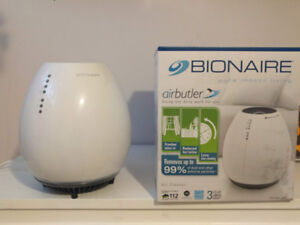 Bionaire BAP600-CN 99-Percent Permanent HEPA Air Purifier