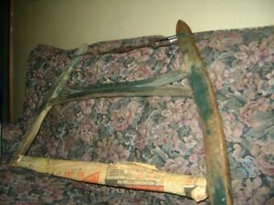 ANTIQUE BUCK  BOW SAW