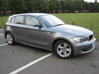 2009 09 REG BMW 116 2.0 ( Dynamic pk ) auto i SE AUTOMATIC