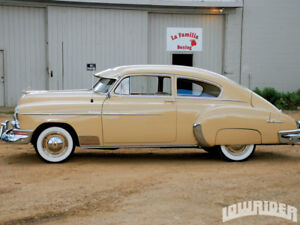 Wanted exterior chrome: 1950 chev fleetline