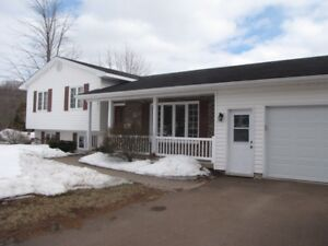 Beautiful  4 Level Split with Attached Double Garage