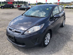 2012 FORD FIESTA LOW KMS Remote Start
