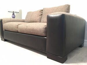 Sofa and Loveseat set (Cindy Crawford collection) - $800