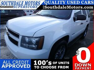 2013 CHEVROLET TAHOE LS * 4WD * PREMIUM CLOTH SEATING * 9 PASS