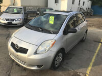 2007 TOYOTA YARIS HATCHBACK $3995 CERTIFIED London Ontario Preview