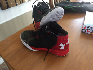 Under Armour charged 8,5