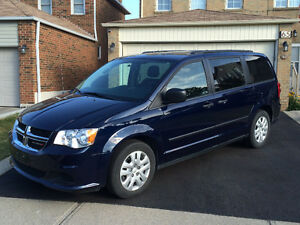 2015 Dodge Grand Caravan With Factory Warranty,Lady Driven.
