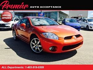 2008 Mitsubishi Eclipse GT-P | 6 Speed Manual with 3.8L V6