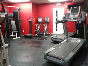 PERSONAL TRAINING space available!!