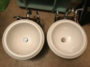 Complete Delta bathroom sinks & faucets, bath, and shower sets