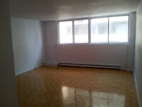 4 1/2 APT with 2 indoor parking space $1,110 All  included!