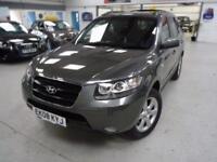 Hyundai Santa Fe CDX CRTD 4WD 7 SEATS + 6 SERVICES + OCT 18 MOT