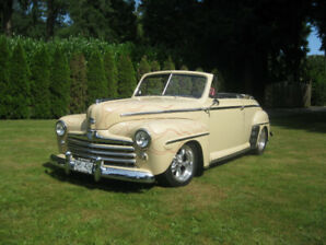 1947 Ford Deluxe Convertible ' LS1 SuperCharged'
