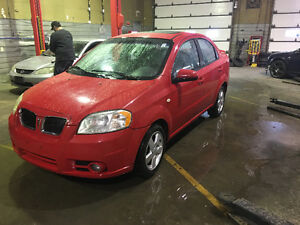 2007 Pontiac Wave A1 full equipe Other