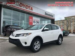 2015 Toyota Rav4 LE   - Certified - $73.55 /Week