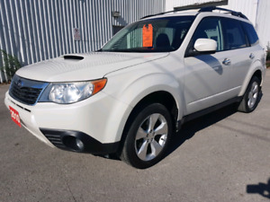 2010 Subaru Forester XT limited AWD