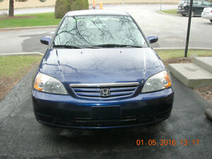 2003 Honda Civic Berline