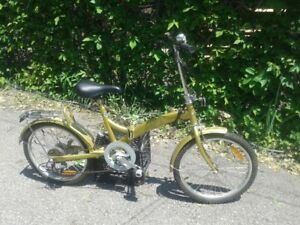 Easy Street Cruiser Folding Bike