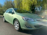 VAUXHALL ASTRA 1.6 EXCLUSIVE 113 LOW MILEAGE FIRST TO SEE WILL BUY