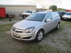 2013 Vauxhall Astravan 1.7CDTi 16v 125PS Sportive diesel 1 owner pas euro 5 e/w