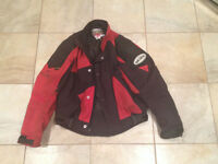 Men's Joe Rocket Textile Motorcycle Jacket size small