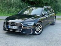 Audi A6 Avant 2.0 TDI 40 S line Avant S Tronic (s/s) 5dr Estate Diesel Automatic