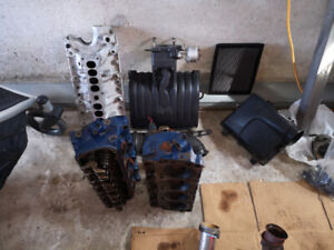 1990 Mustang engine parts
