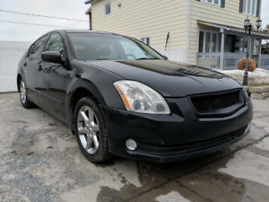 Nissan Maxima SE 3.5 2005-6 Speed Manual-Full Equipped-HIDs-AUX
