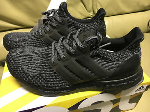 black silver ultra boost 3.0 SIZE 8.5
