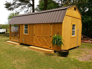 THE ULTIMATE STORAGE SHED
