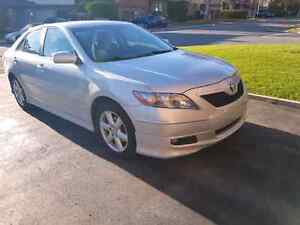 Toyota camry se 2007 4 cylinder
