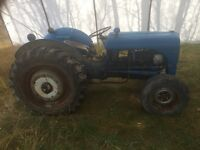 1949 2N Ford gas tractor 2wd