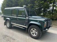2012 Land Rover Defender 110 2.2 TDCi XS Utility Wagon 4WD MWB 5dr Diesel Manual