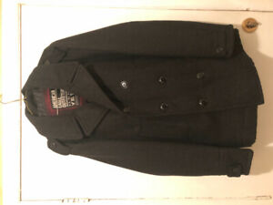 American Eagle Men's XL Pea Coat
