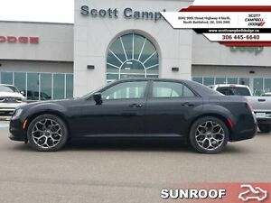 2015 Chrysler 300 S   - ex-lease - Touch Screen - Blue Tooth -