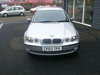 BMW 318 2.0 2003MY ti SE Compact