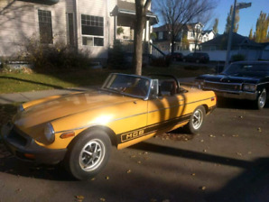 MG 1976 MGB British Covertable - runs well and in great shape