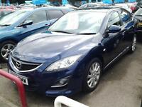 2010 MAZDA 6 2.2d TS2 FULL LEATHER
