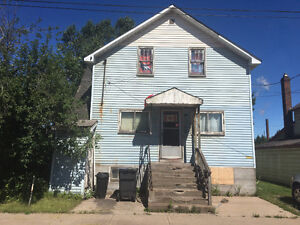Great potential for a rental unit!
