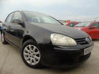 2006 Volkswagen Golf 1.9TDI SE full service one year mot full spec drives well