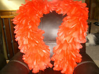 Huge Real feather boas $75.00