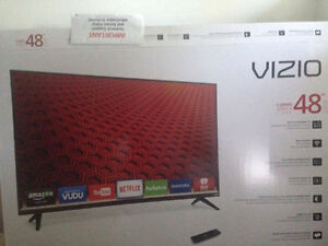 VIZIO Smart TV E-series 48 Inch 128 Refresh rate Kitchener / Waterloo Kitchener Area image 1