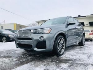 BMW X3 AWD 4dr xDrive35i 2015