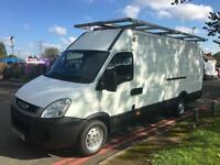 2010 Iveco Daily 2.3 35S11 XLWB Transit Sprinter Size High Roof Van, 1 Owner