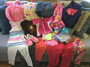 LOT of Size 4 Girls Clothes - all in excellent condition!