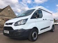 2014 14 FORD TRANSIT CUSTOM 2.2 TDCI ECONETIC 290 L1H2 PANEL VAN